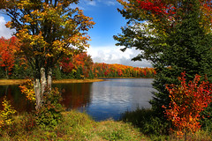 Autumn Colorama Landscape photo by Lifeinthenorthwoods.com