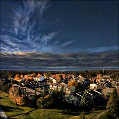 ~ Balcony Sky ~ photo by ViaMoi