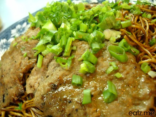 Mee Raja Daging @ William's [eatz.me]