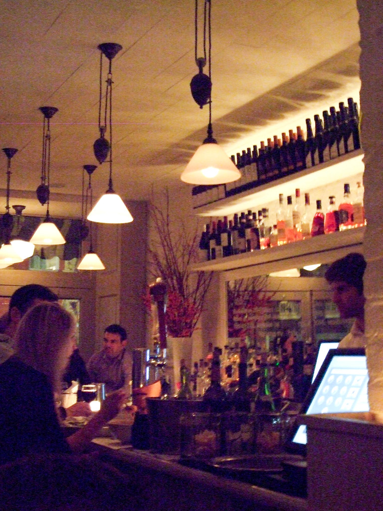 Bar Area, Mermaid Oyster Bar