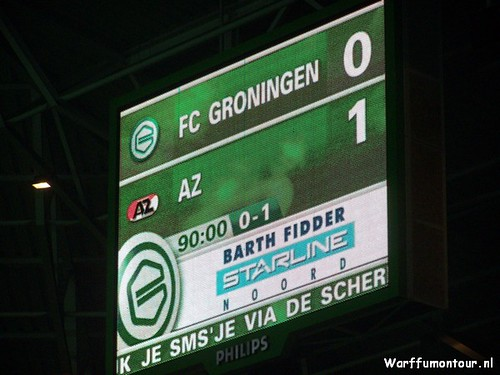 4063204353 78b5191bd1 FC Groningen – AZ 0 1, 31 oktober 2009