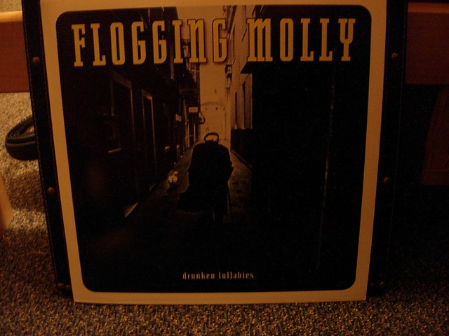 flogging molly drunken lullabies  wiki,