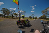 CQ09 Ride #5 Day 4 Dalby to Oakey