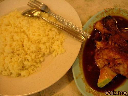 Nasi Ayam Pak Mal Overview [eatz.me]