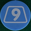 Clock number 9