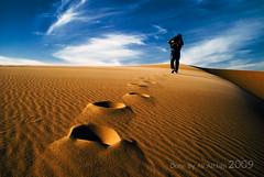 [ مسافر لأي درب مايودي للمدينه ] photo by علي الحاجي-Ali Al-Hajji