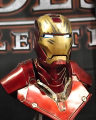 Iron Man photo by Bruce Levenstein