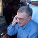 Larry Magid's First Call on the iPhone