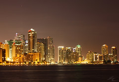 Miami night by zcreative
