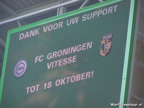 3959225570 1e57f4b865 FC Groningen – Vitesse 1 0, 27 september 2009