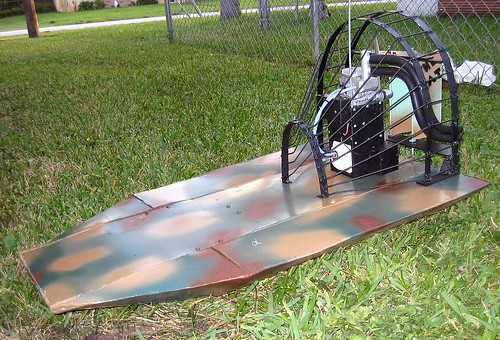 Boogie board airboat plans Must see ~ Seen Boat plan