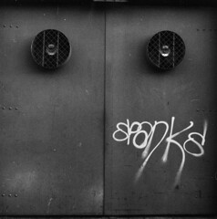 Spanks photo by Hadrian Valentine