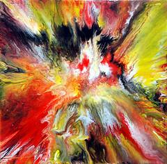 Fluid Paint Explosion! photo by markchadwickart