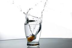Water splash photo by SleepNot!