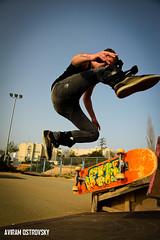 Skater photo by Aviram Ostrovsky