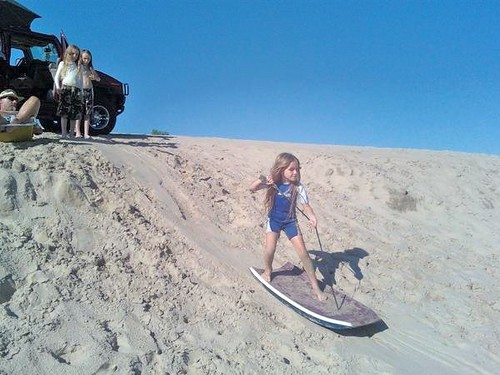 jewel sand surfing