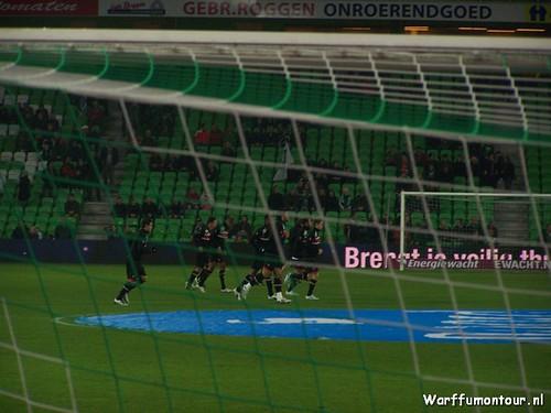 4063954094 2ec860bb4d FC Groningen – AZ 0 1, 31 oktober 2009
