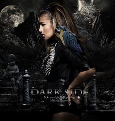 Melody Thornton - Dark Side photo by © Paulo Henrique
