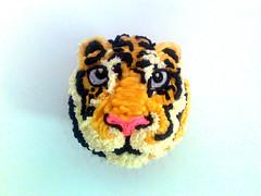 Tiger2 Katjaskupcakes cupcake photo by Katjas Cakes