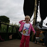 Aye Aye captain<br/>15 Aug 2009