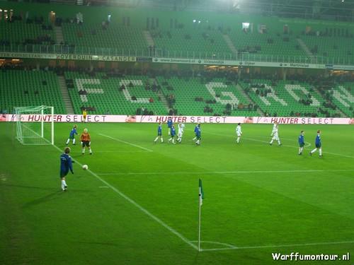 4063954932 0ceb5561c7 FC Groningen – AZ 0 1, 31 oktober 2009