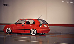 Golf MK2 - VW - old skool- GTI photo by Marwan AL-Marzugy