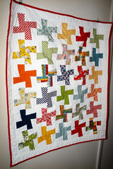 Pinwheel Quilt photo by kellyink