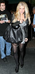 Jessica Simpson photo by celebrities in tights