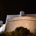 Ibiza - Iglesia fortifiaca des Puig de Missa -Sant