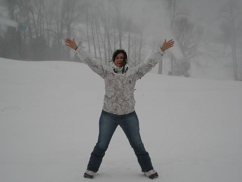 First Snowmaking 09-10 024