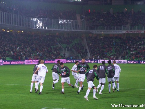 4063206053 52cf2da51a FC Groningen – AZ 0 1, 31 oktober 2009