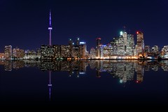 City at Night - Toronto photo by timberwolf1212