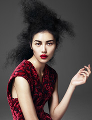 KAIZFENG FASHION - Vogue China October photo by Kai Z Feng