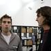 Andy Higgs and Matt Machell