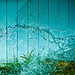 Cuba Gallery: Water / wall / water / background / color / blue / splash / rain / spray / water droplets / texture / photography