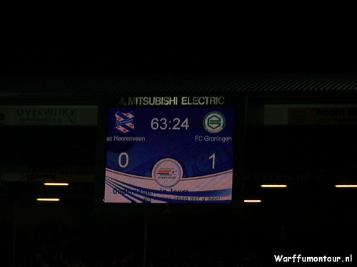 3915378254 5a152e0735 SC Heerenveen – FC Groningen 0 1, 12 september 2009
