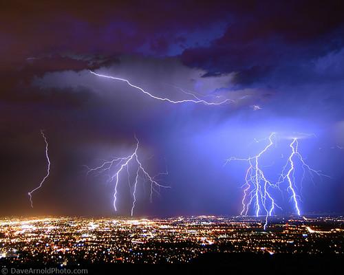 A rage over Albuquerque