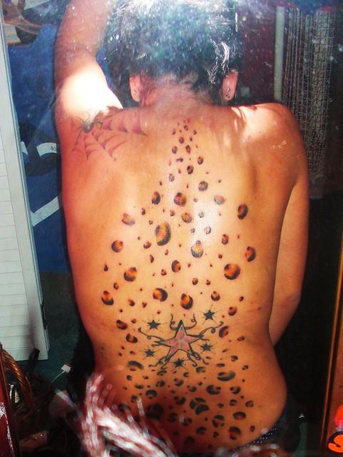 cheetah print tattoo. Cheetah print | Flickr - Photo