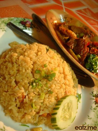 Nasi Goreng Daging Merah [eatz.me]