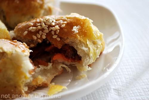 Yi-Ban Restaurant - Char siew puff 2