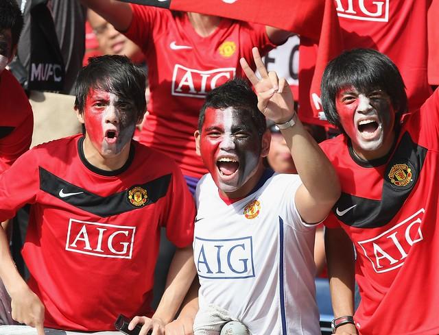 Man Utd vs Malaysia XI | Flickr - Photo Sharing!
