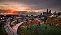 Fall Arrives in Seattle photo by Deej6