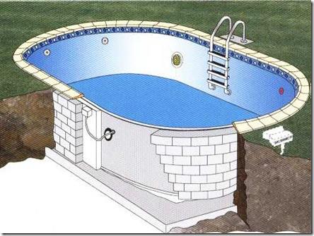 Las piscinas prefabricadas solucion rapida y economica for Planos para construir una piscina