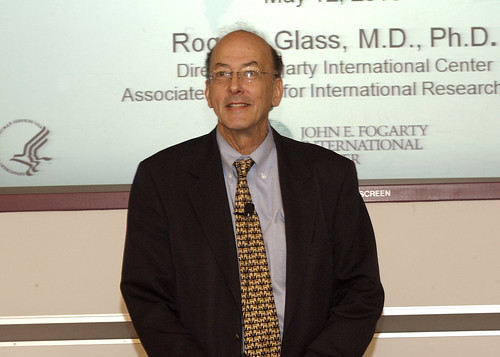 Dr. Roger Glass Visits Pitt 3