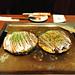 Negiyaki and Okonomiyaki @ ゆかり