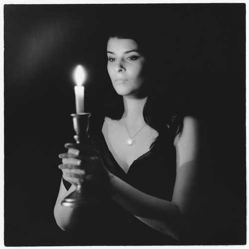 History of the Candle Image
