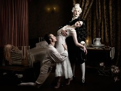 The Marriage of Figaro: NZ Opera photo by Alexia Sinclair