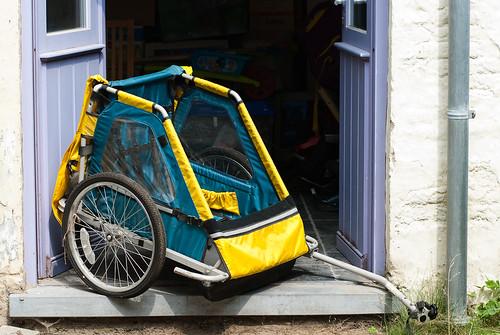 Kar voor fiets