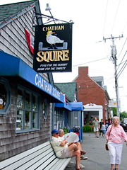 The Chatham Squire, Exterior