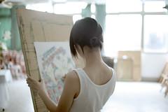 17歲的空氣感工作照 photo by HaoJan